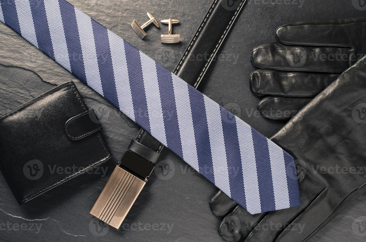 Business man accessories photo