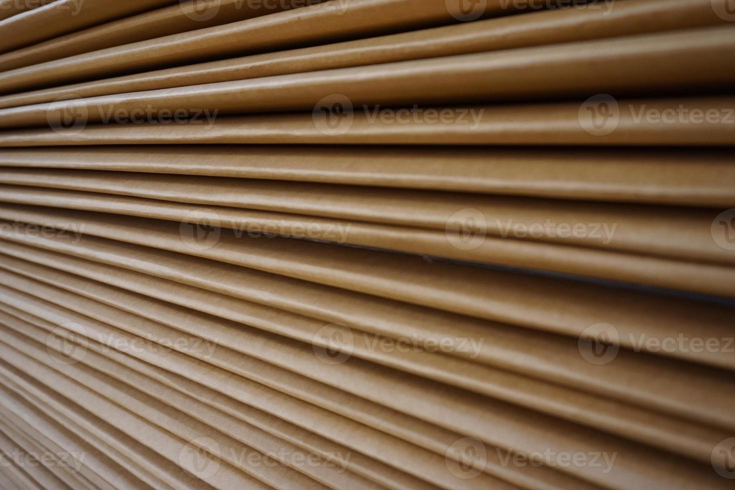 stack of carton boxes photo