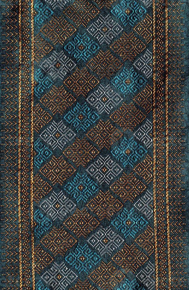 Thai silk photo