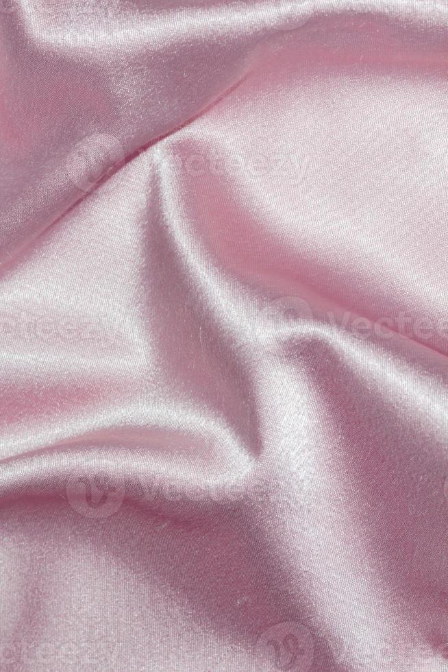 fond de soie rose photo