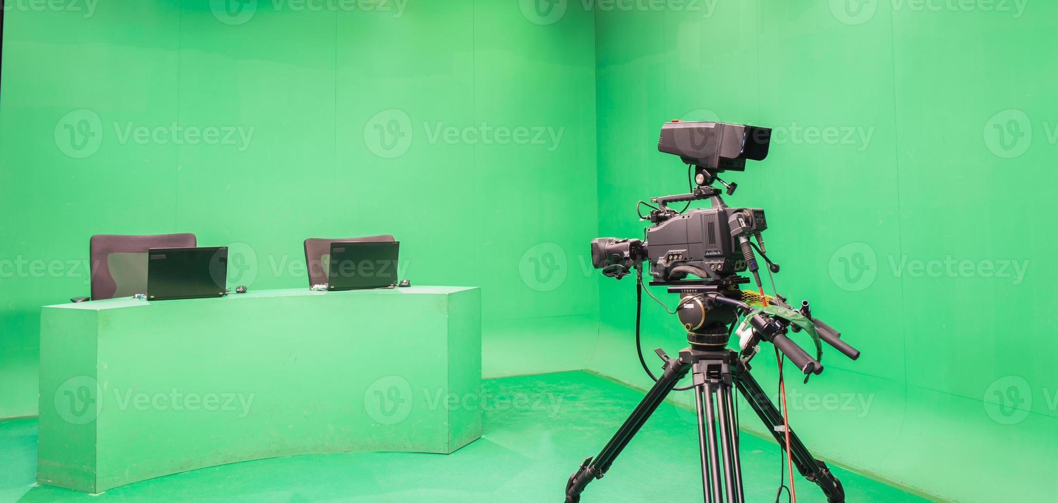 estudio de television foto