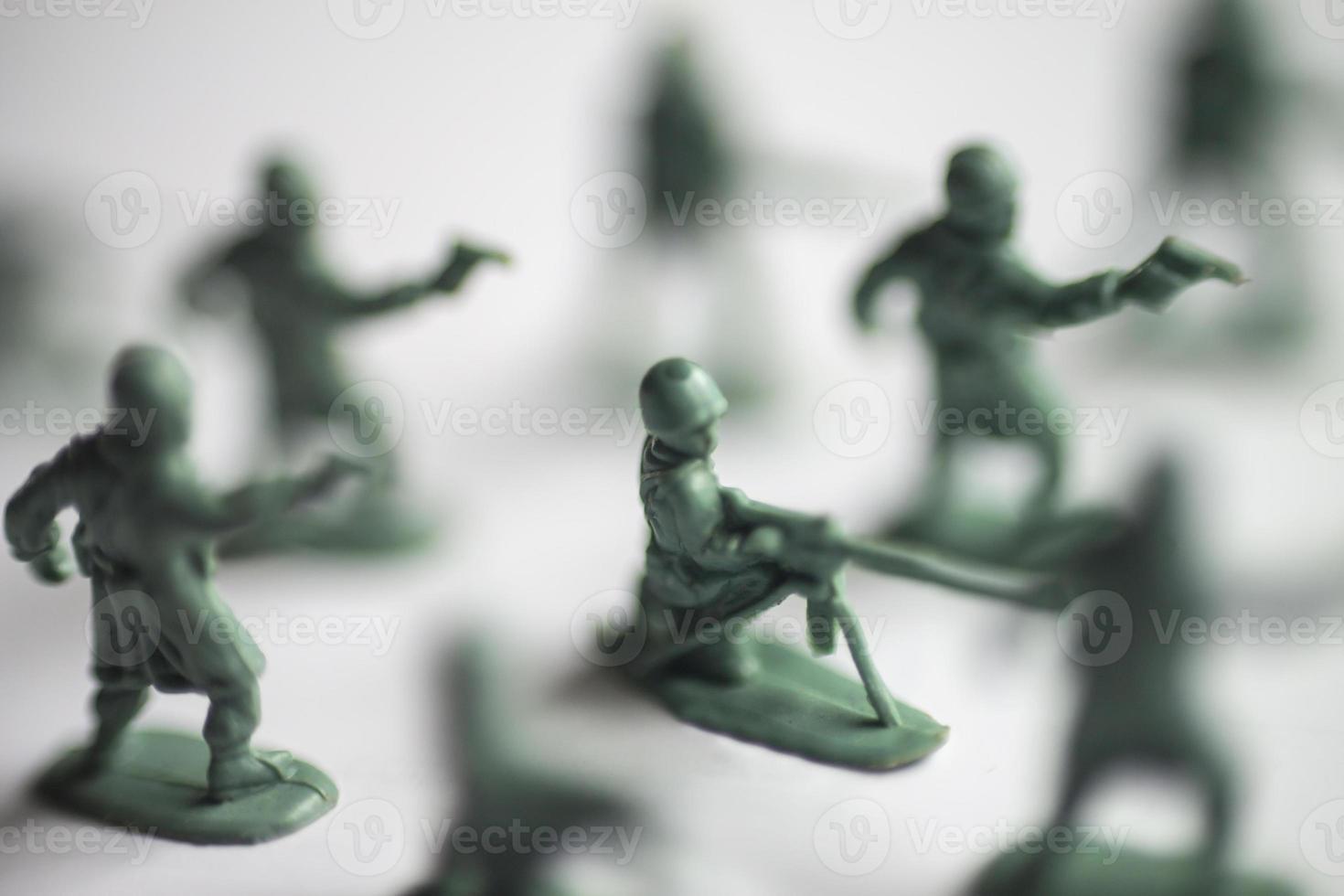 juguetes del ejército foto