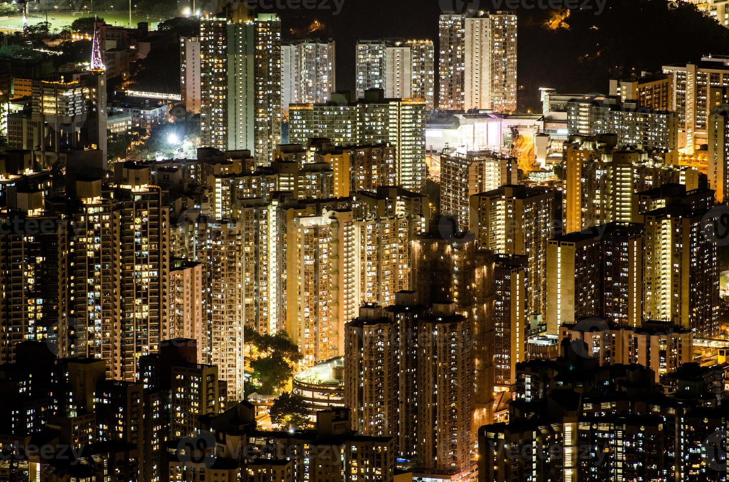 edificios de gran altura foto
