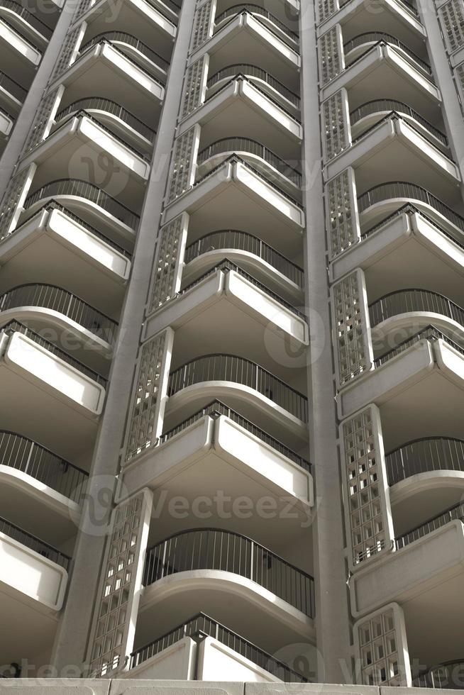 alojamiento de gran altura foto