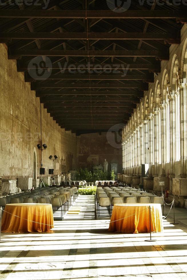 The Camposanto monumentale photo