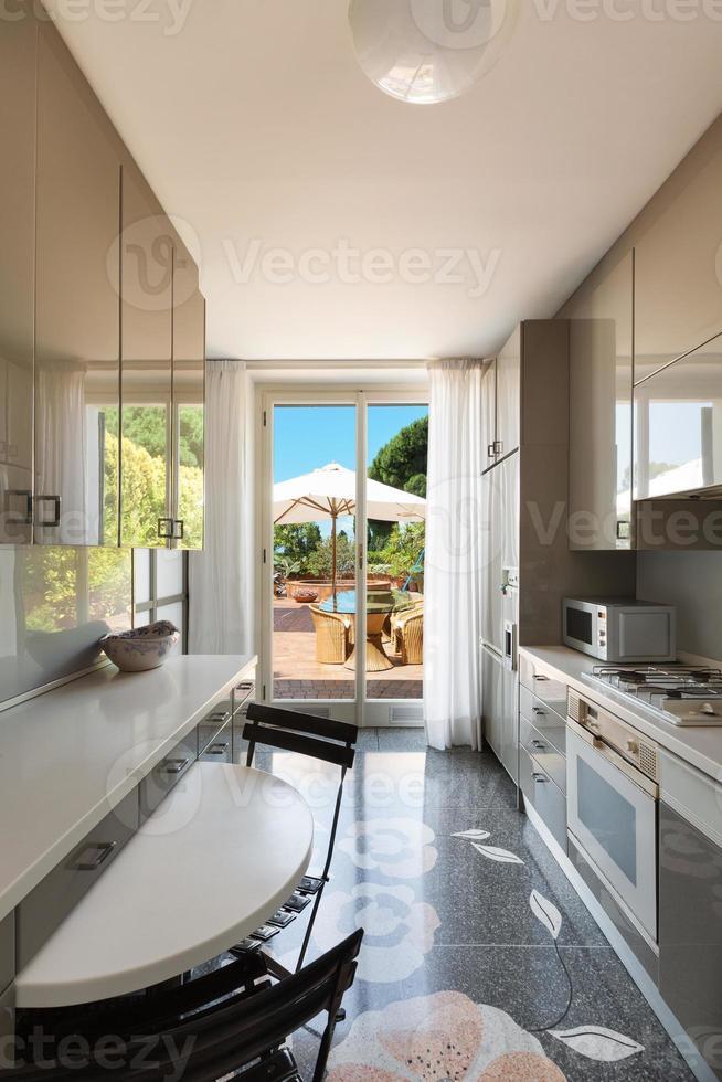 casa interior, cocina foto