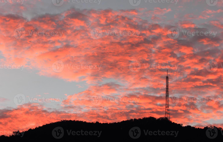 torre de comunicaciones foto
