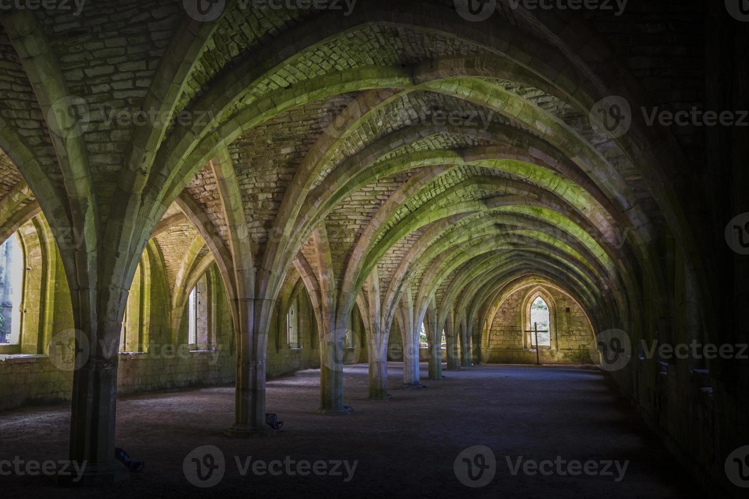 cellarium de l'abbaye des fontaines photo