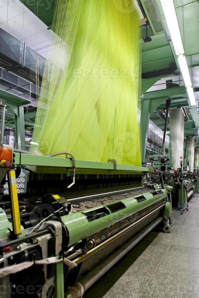 Textile Factory photo