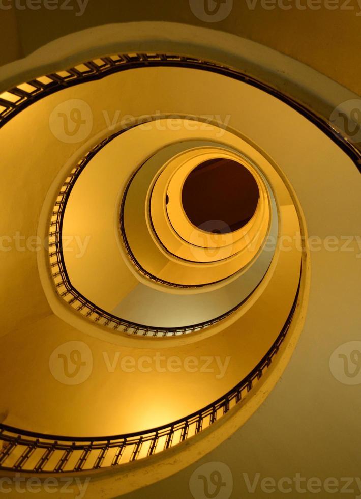 escalera de caracol foto