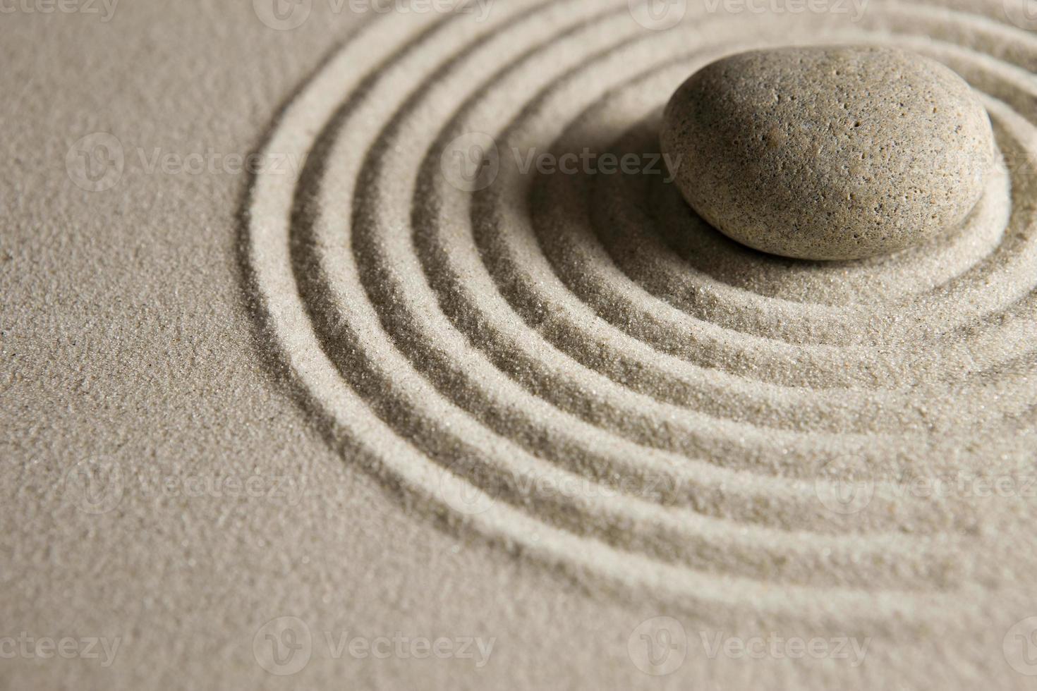 piedra zen foto