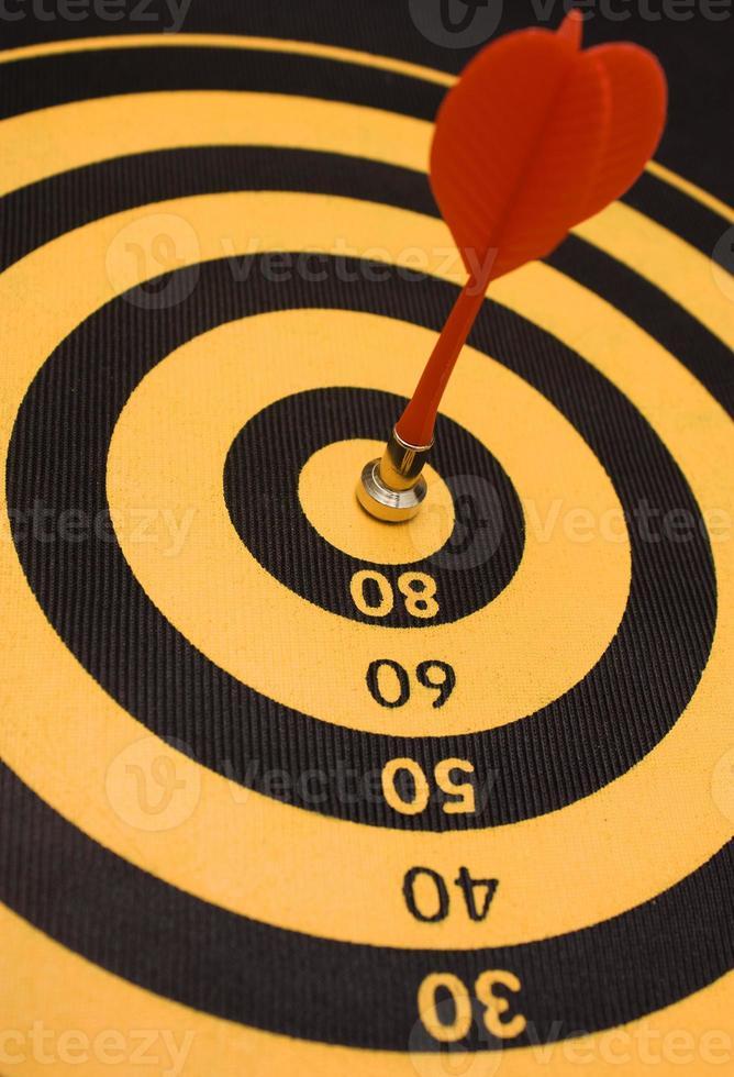 Darts board photo