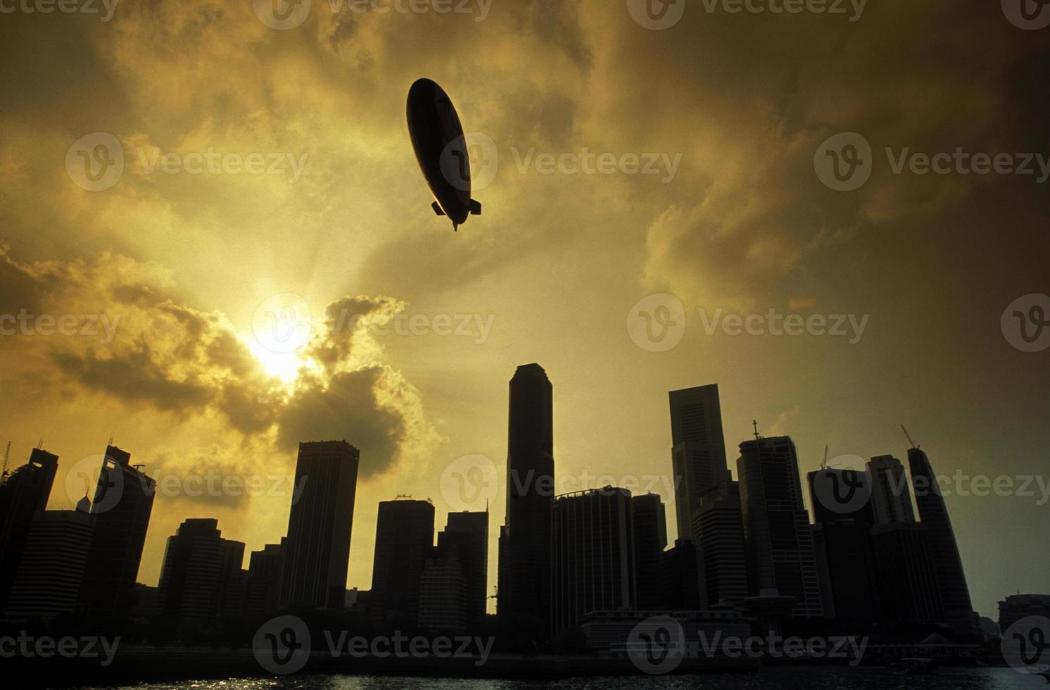 ASIA SINGAPORE SKYLINE photo