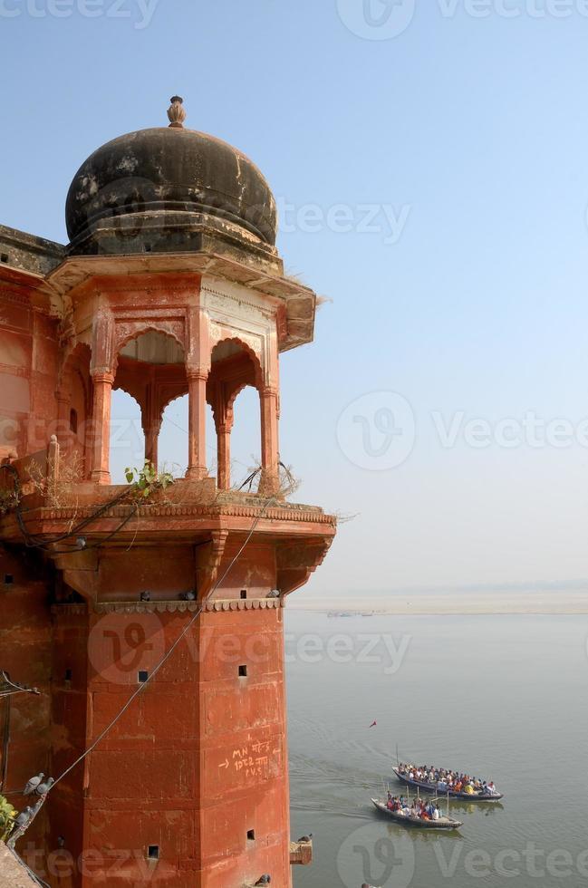 Architecture of Varanasi photo