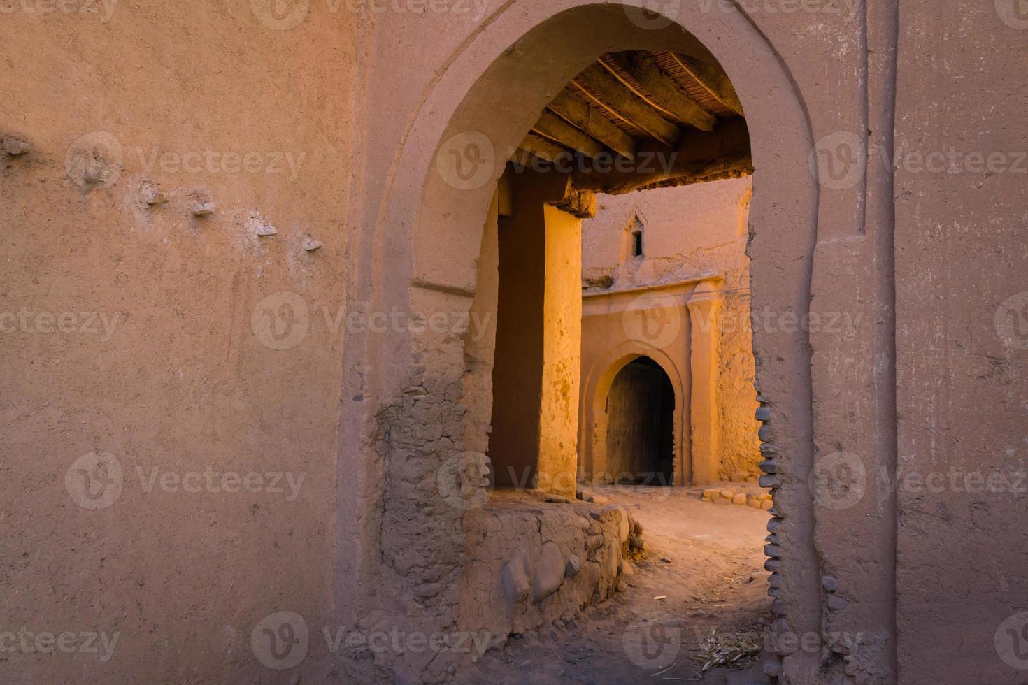 arquitectura de marruecos foto
