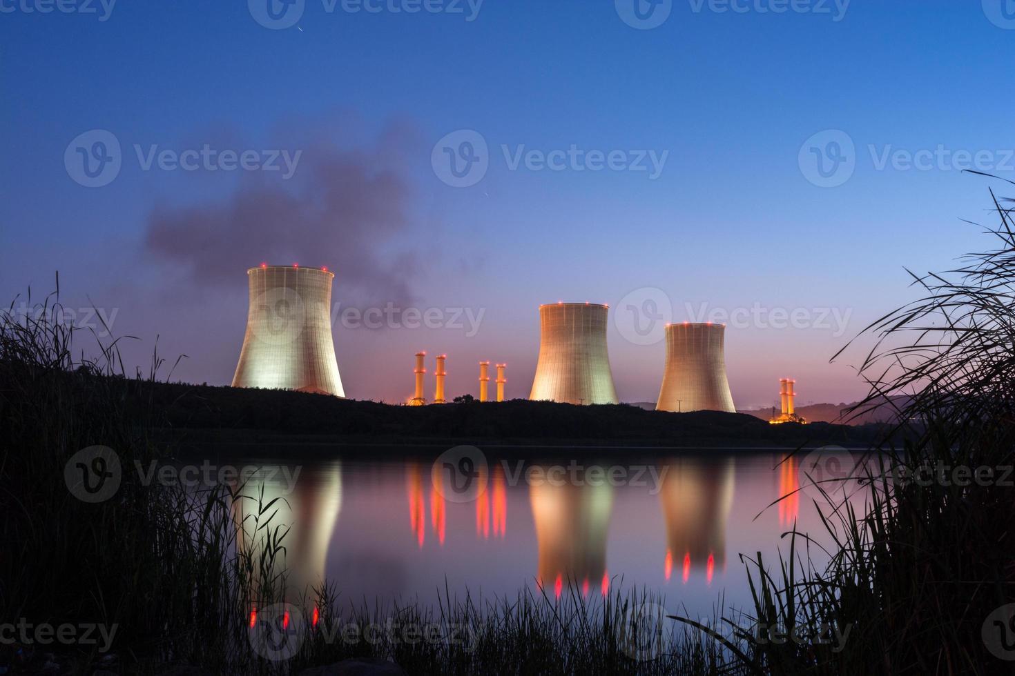 planta de energía foto