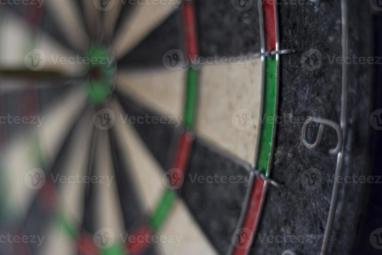 Dartsboard number 6 photo