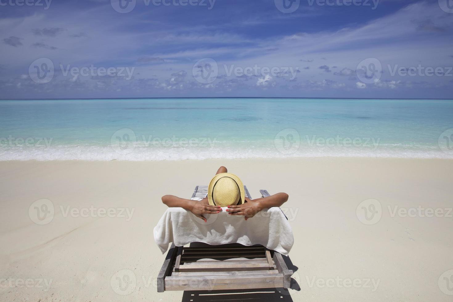 Lounge on Beach photo