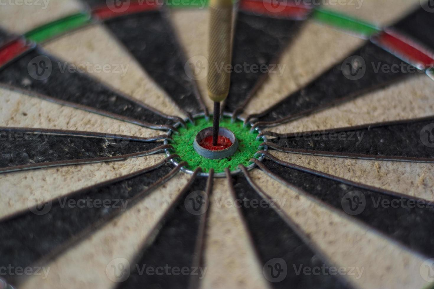 Dart in the very center photo
