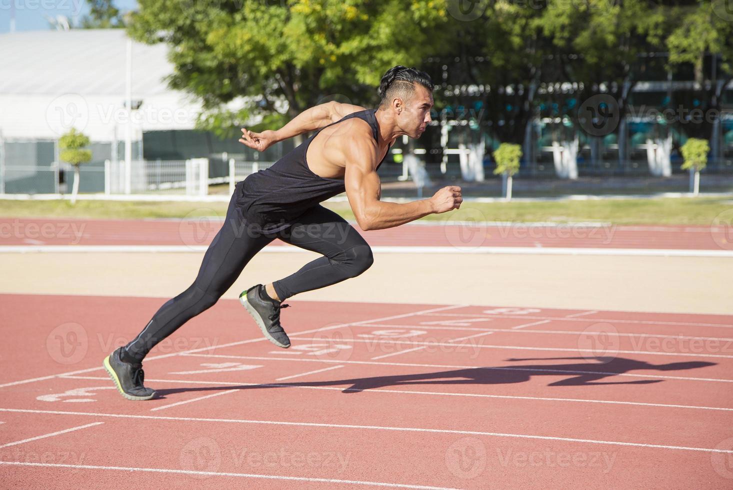 . atleta foto