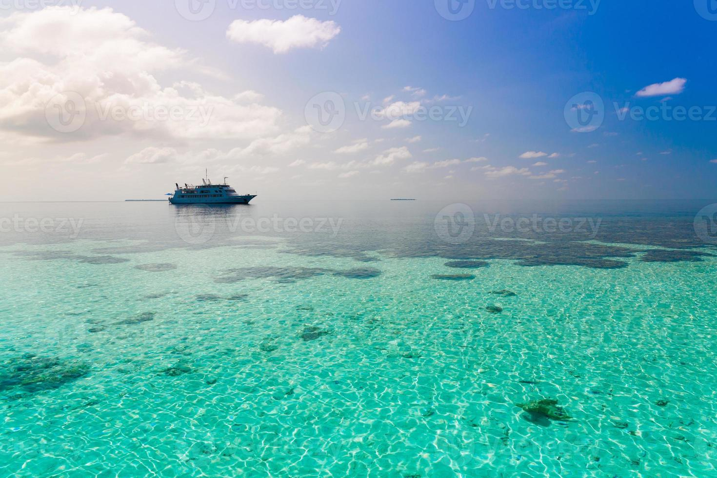Maldives,  tropical sea background! photo