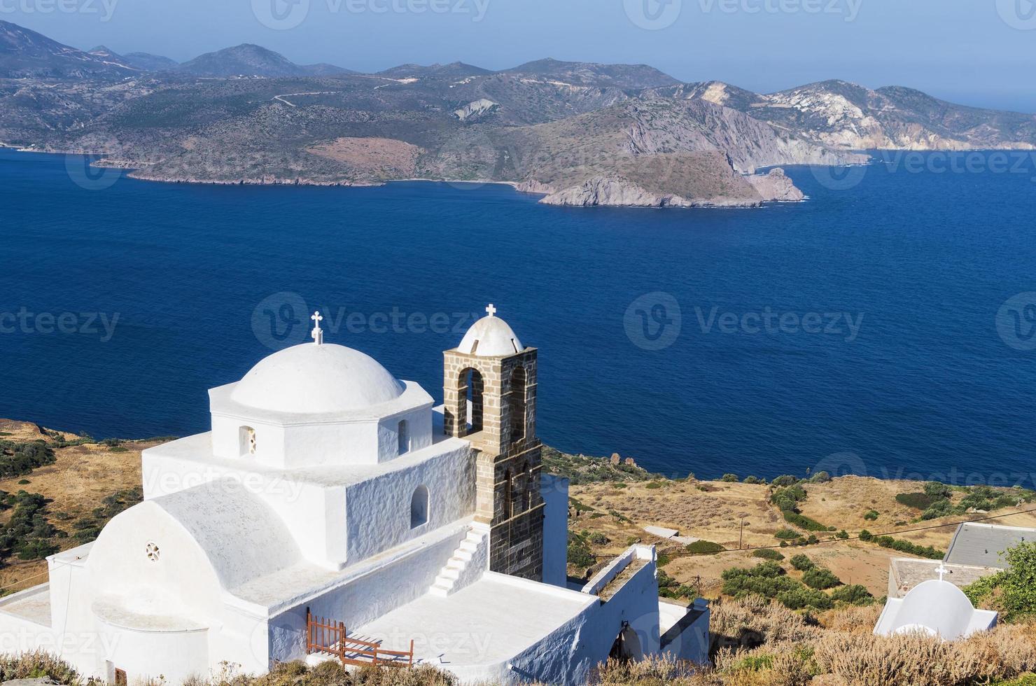 Isla de Milos, Cícladas, Grecia foto