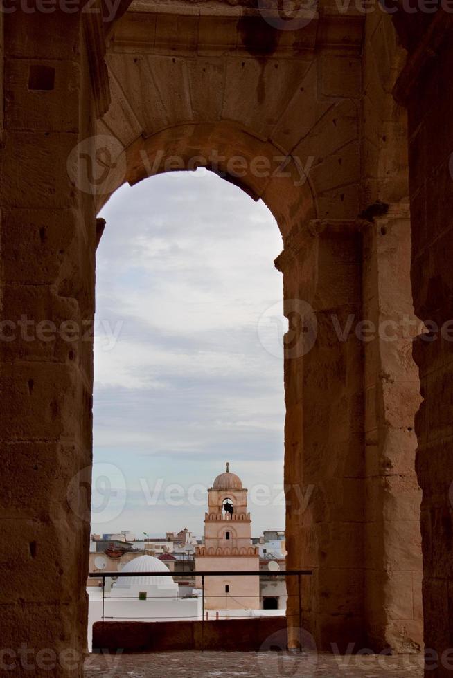 El Djem city photo