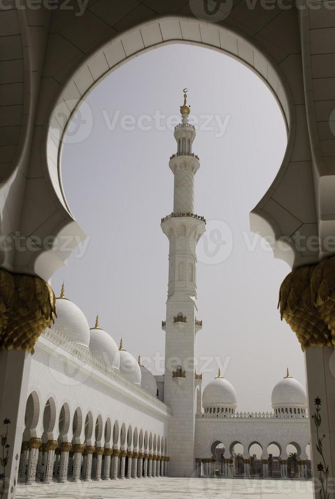 Sheik Zayed Mosque photo