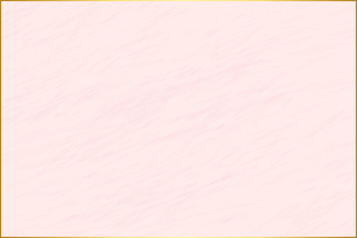 fond texturé rose de luxe avec cadre doré vecteur