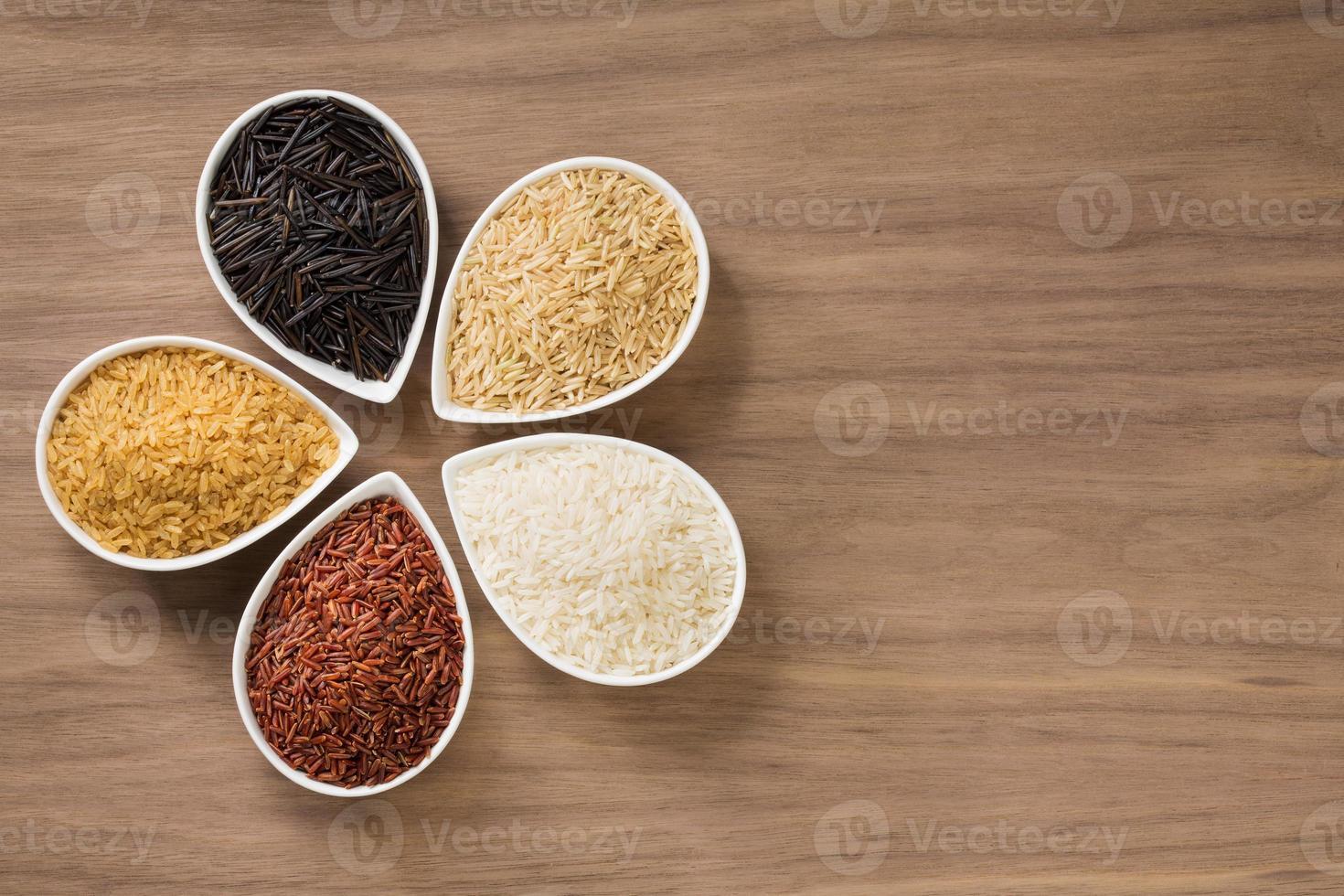 Rice Varieties photo