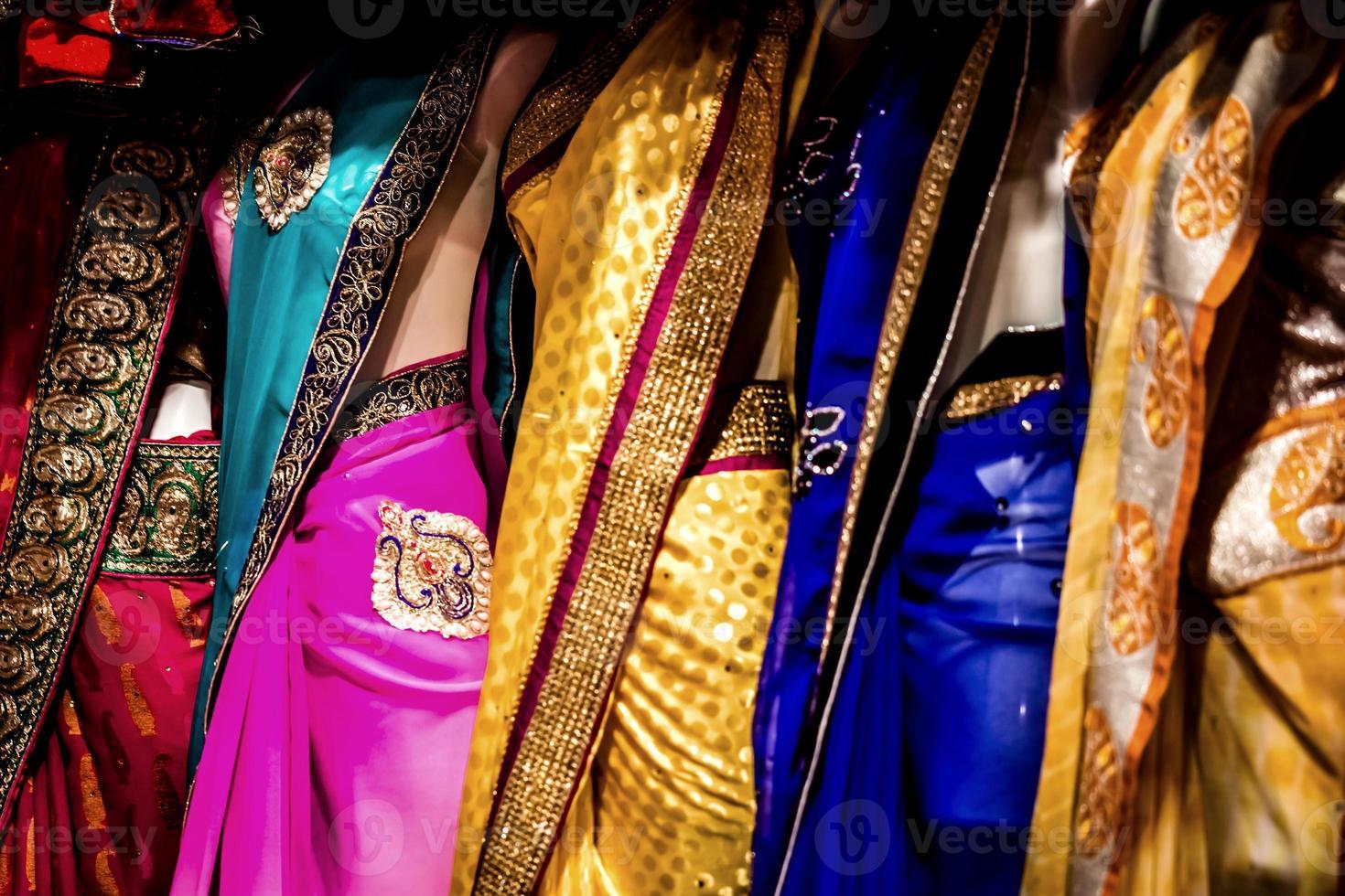 Indian Saree photo