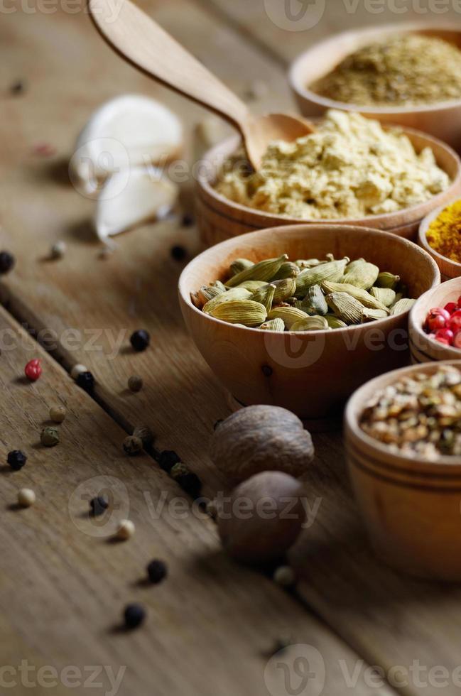 Spices set photo