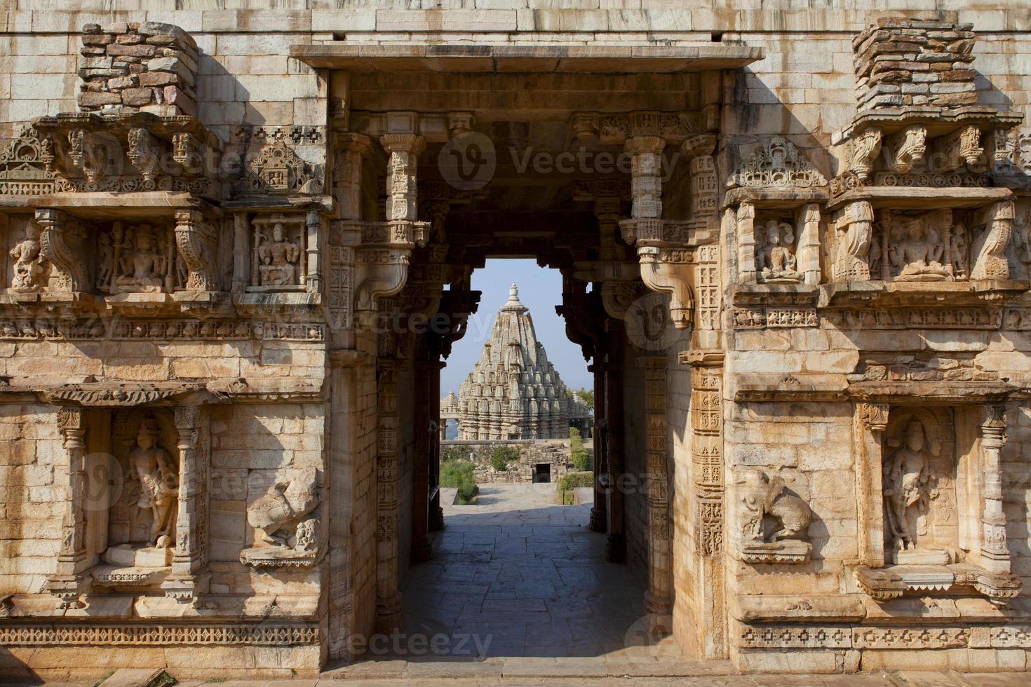 Chittorgarh Fort photo