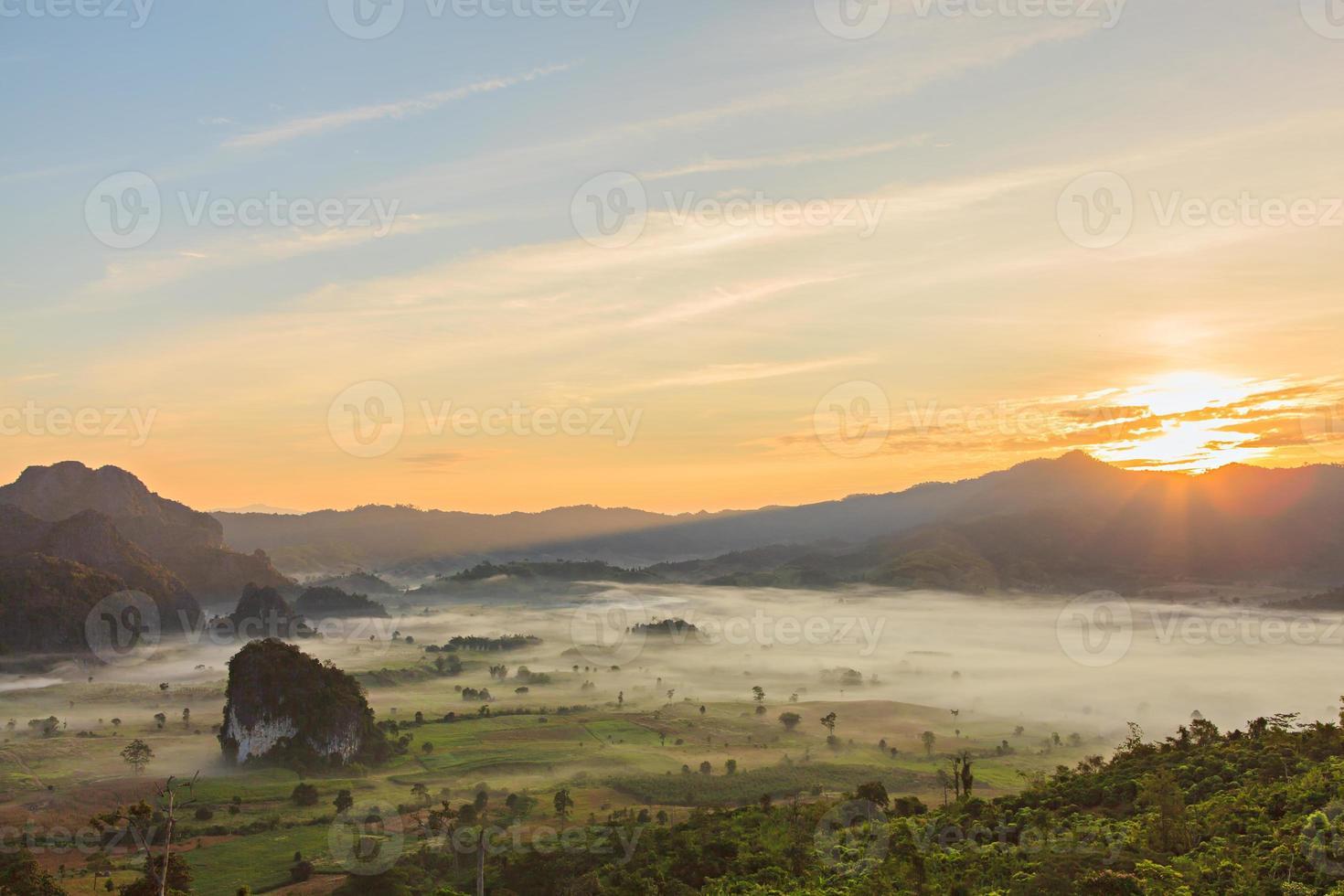 Phu Lanka , Phayao , Thailand , photo