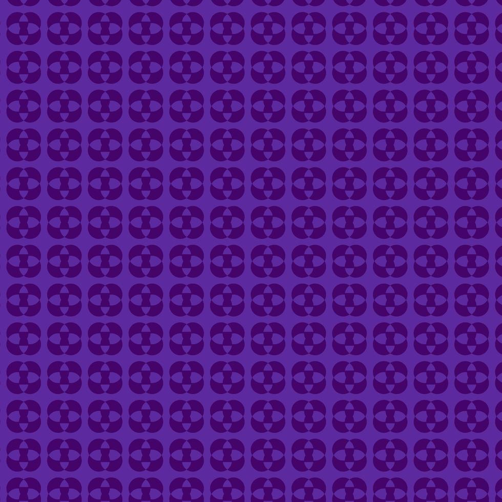 diseño de patrón violeta vector