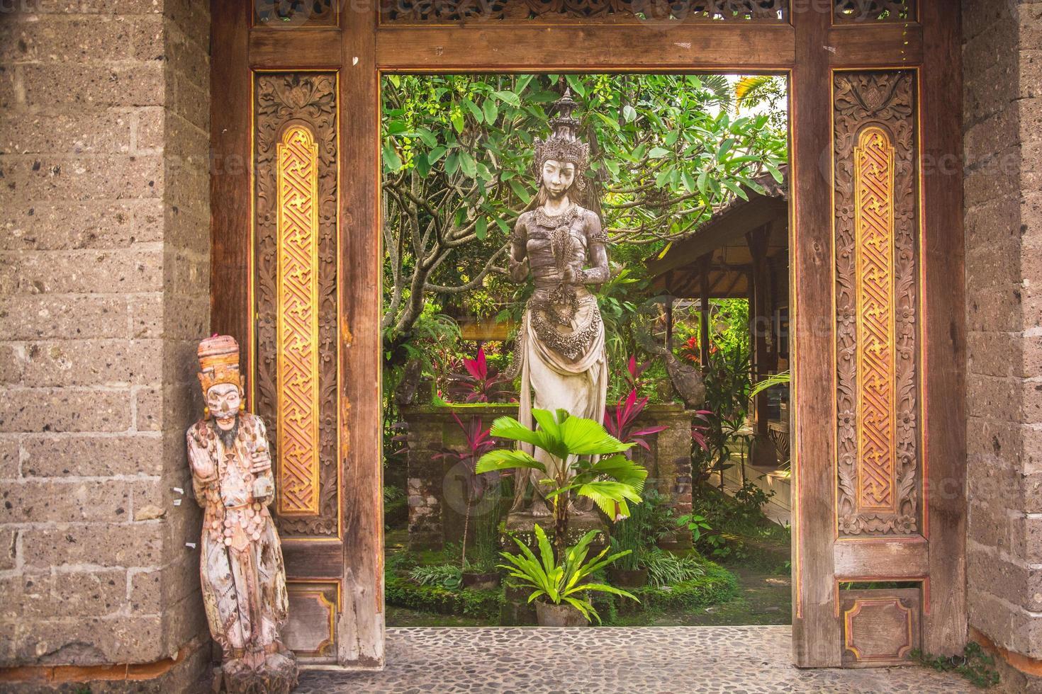 Ubud, Bali Indonesia photo