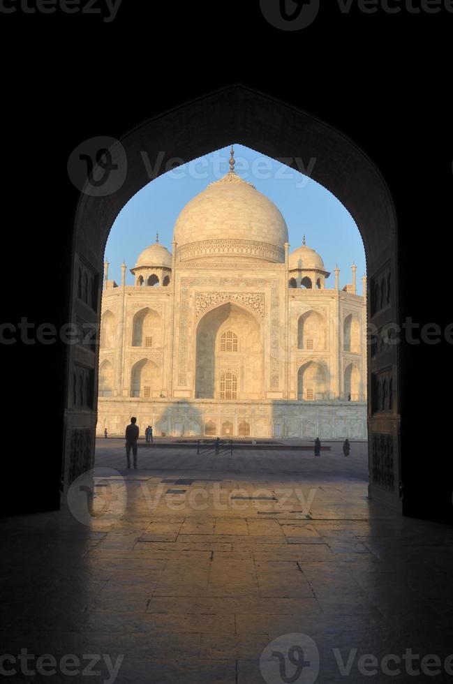 Taj Mahal, Agra, India photo