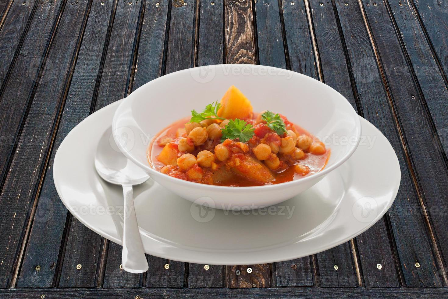 Chickpea Curry photo
