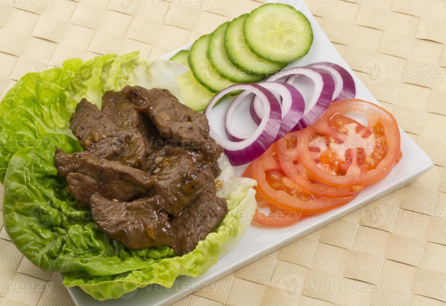 Loc Lac  (Shaking Beef) /  Filet Aperitivo photo