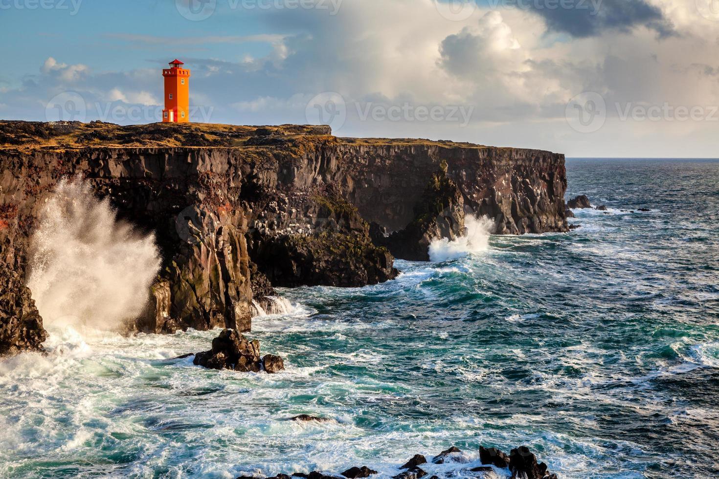 costa islandesa foto
