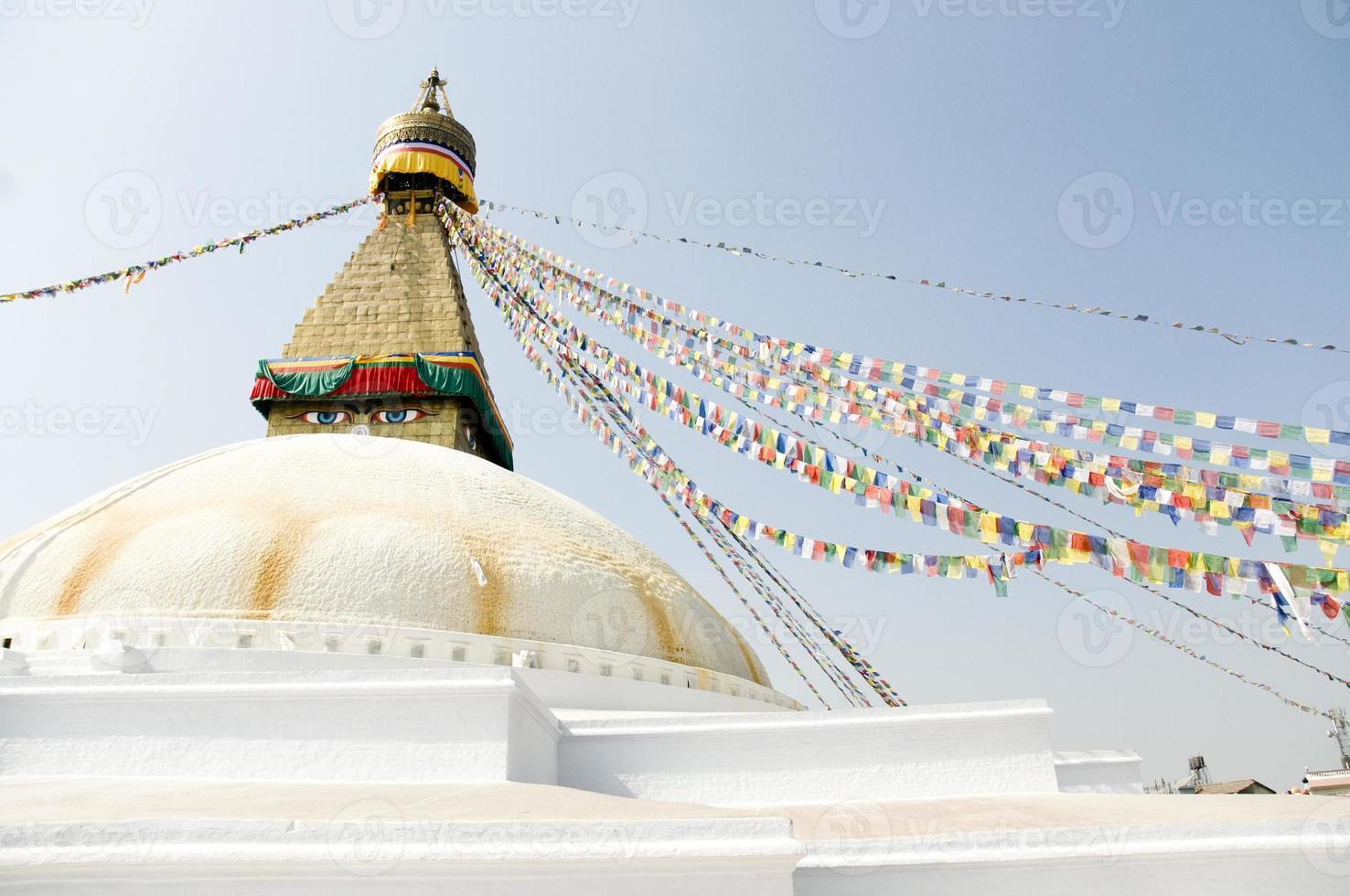 Boudhanath, Bodnath Stupa, Nepal photo