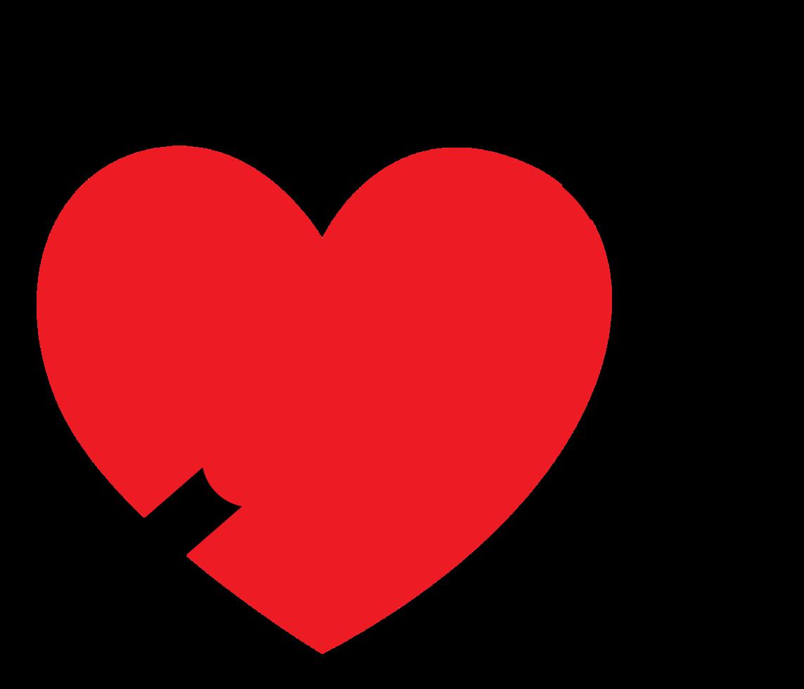 flecha del corazón png