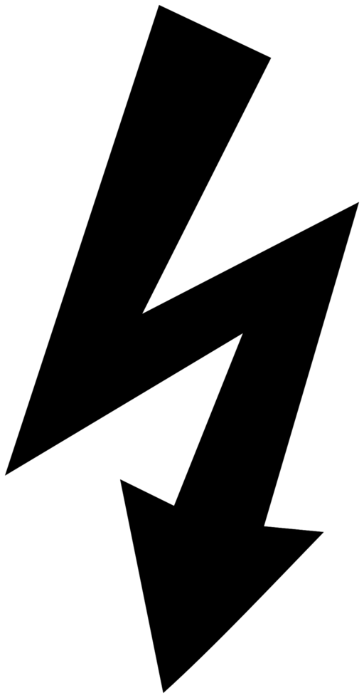 foudre png