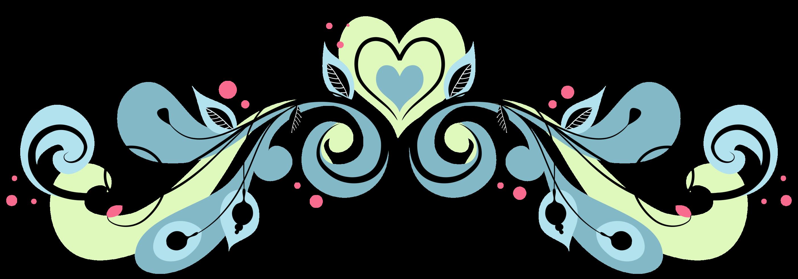 decoracion corazon png