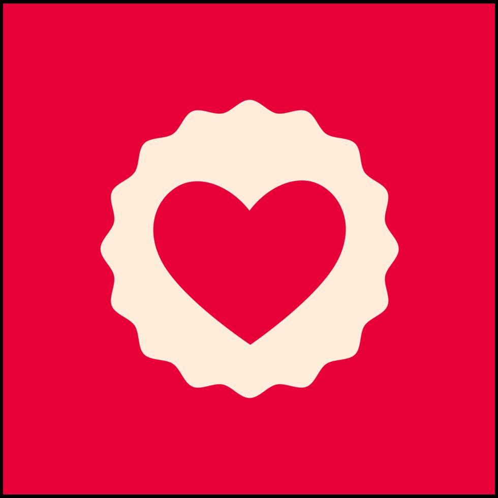 icona semplice cuore png