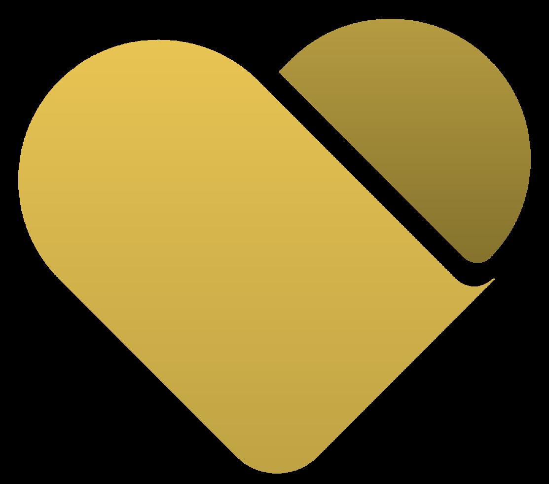 logotipo do coração png