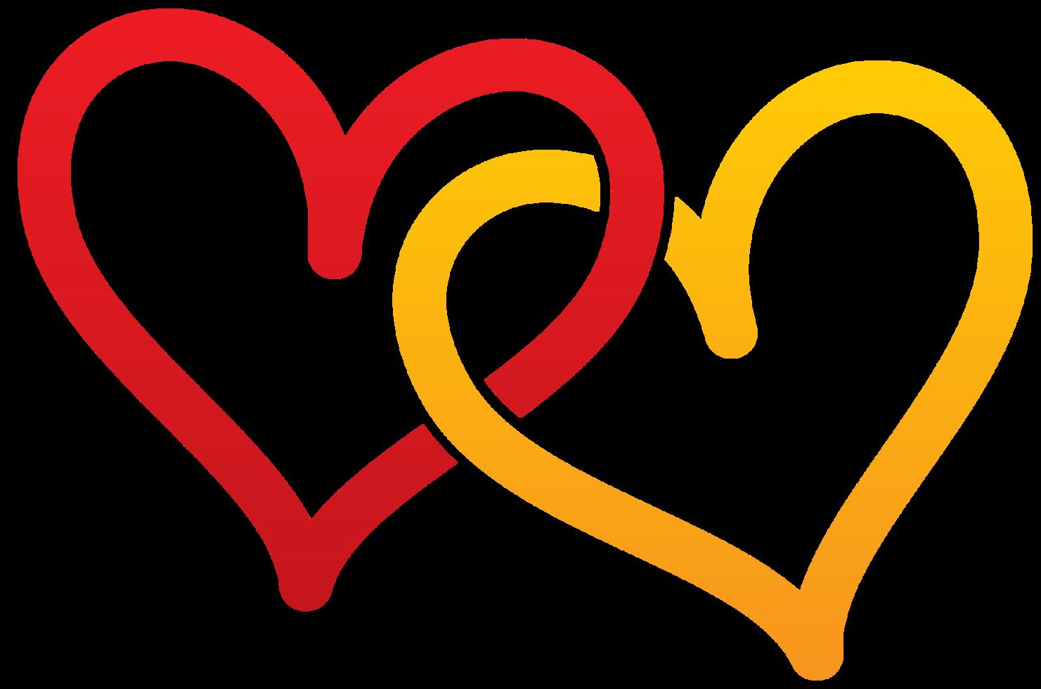 logo coeur png