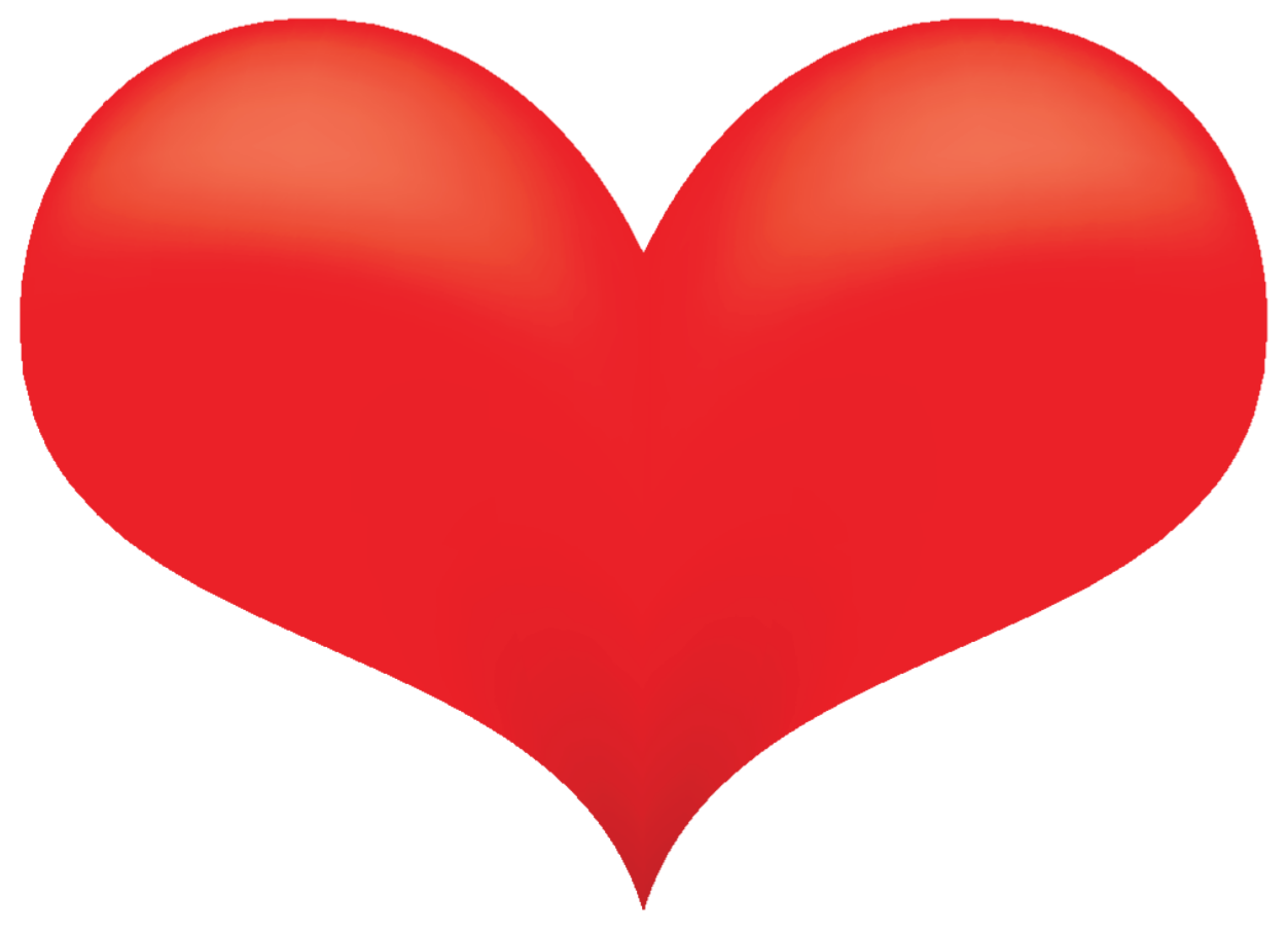 cuore 3d png