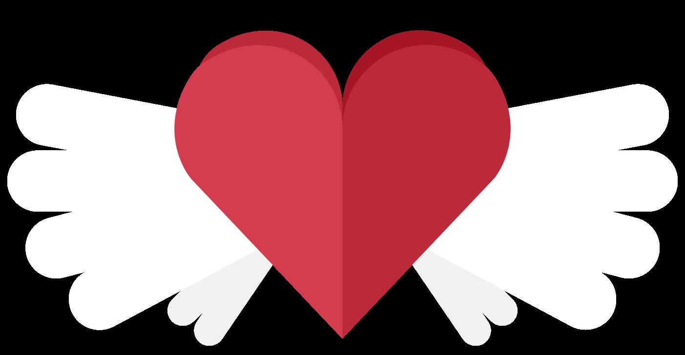 hjärtavingen png