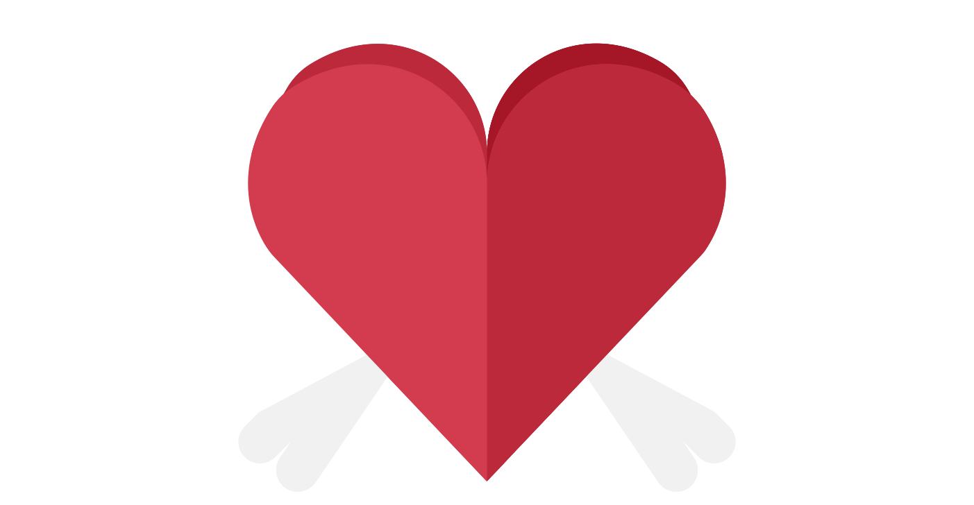 hart vleugel png